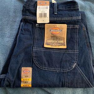 NWT Dickies Men's Carpenter Jeans